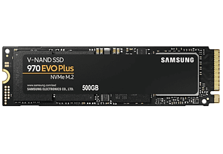 SAMSUNG 970 EVO Plus NVMe M.2 - Disco rigido (SSD, 500 GB, Nero)
