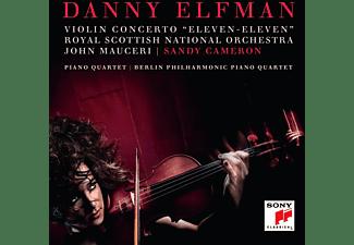 "Sandy Cameron, Royal Scottish National Orchestra, Philharmonic Piano Quartet Berlin - Violin Concerto ""Eleven Eleven""/Piano Quartet  - (CD)"