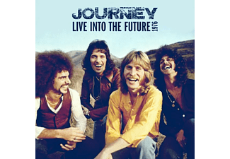Journey - Best of: Live Into The Future 1976 LP