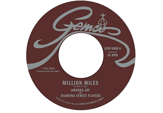 Diamond Street Players Wi - 7-MILLION MILES  - (Vinyl)