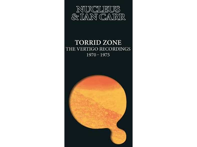 Nucleus, Ian Carr - Torrid Zone [CD]