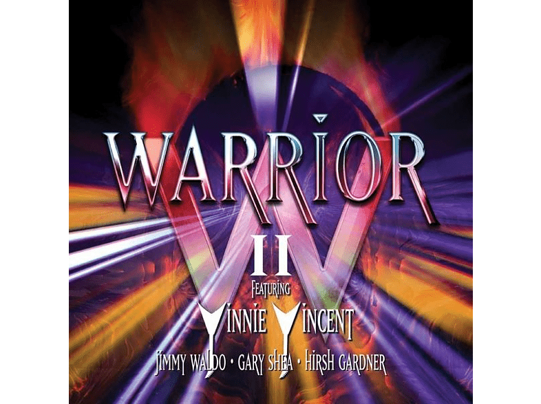 Vinnie Vincent - Warrior II (Expanded 2 CD Edition) [CD]