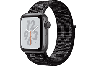 APPLE Watch Nike plus Series 4 GPS 40mm Space Grey - MU7G2GK/A