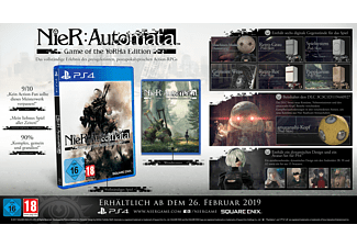 NieR: Automata Game of the YoRHa Edition - [PlayStation 4]