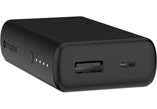 MOPHIE Power Boost - Powerbank (Schwarz)