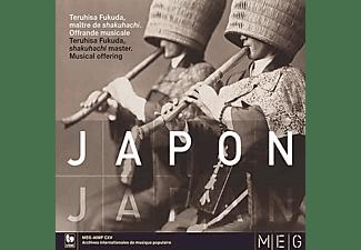 Teruhisa Fukuda - Japon  - (CD)