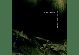 Richard Barbieri - Variants 3+4  - (Vinyl)