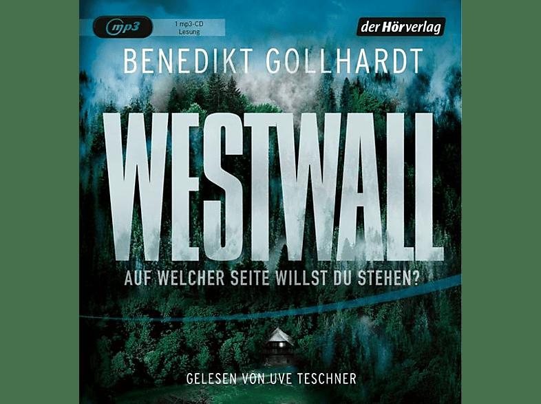 Uve Teschner - Westwall-Auf Welcher Seite Willst Du Stehen? - (MP3-CD)
