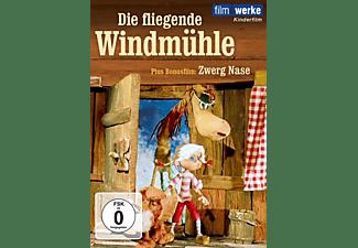 Die Fliegende Windmühle/Zwerg Nase DVD