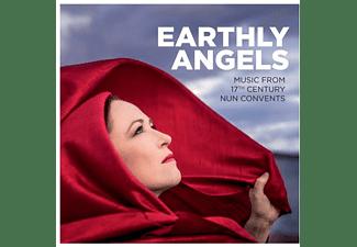 Kajsa Dahlback - Earthly Angels  - (CD)