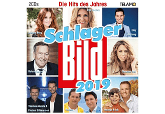 VARIOUS - Schlager BILD 2019  - (CD)