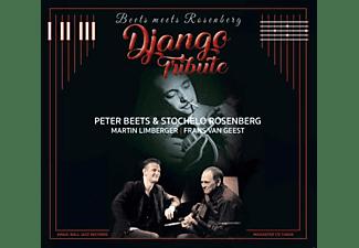 Limberger Martin, van Geest Frans, Peter Beets, Stochelo Rosenberg - Beets Meets Rosenberg-Django Tribute  - (CD)