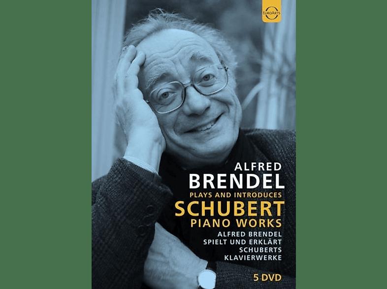 Alfred Brendel - Alfred Brendel spielt und erklärt Schubert [DVD]