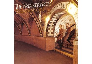The Brecker Brothers - Straphangin'  - (CD)