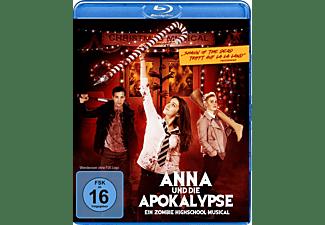 Anna und die Apokalypse Blu-ray
