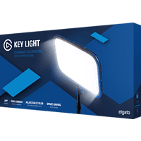 ELGATO Key Light Studiobeleuchtung, Schwarz