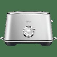 SAGE STA735BSS4EEU1 Luxe Toast Select Toaster Edelstahl (1000 Watt, Schlitze: 2)