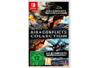 Air Conflicts: Double Pack - [Nintendo Switch]