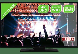 OK. ODL 43650UV-TIB LED TV (Flat, 43 Zoll / 109 cm, DCI 4K, SMART TV, Linux)