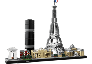 LEGO 21044 Paris Bausatz, Mehrfarbig