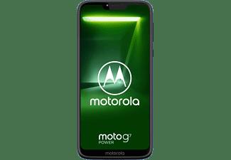 MOTOROLA Smartphone Moto G7 Power Ceramic Black