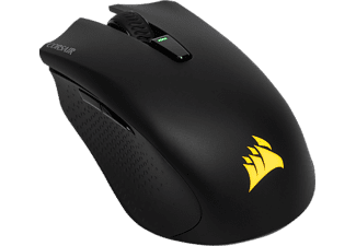 CORSAIR Harpoon RGB Wireless - Kabellose Gaming-Maus (Schwarz)
