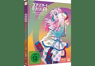Concrete Revolutio-Staffel 2,Vol 1 Blu-ray