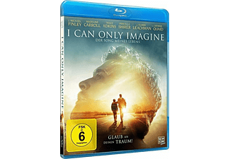 I Can Only Imagine Blu-ray