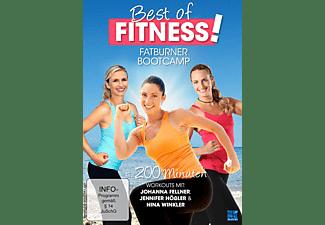 Best Of Fitness-Fatburner Bootkamp-3auf1 (Fellner, Winkler, Hößler) DVD