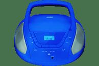 OK. ORC 133 BL Tragbares Stereoradio, Blau