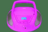 OK. ORC 133 PK Tragbares Stereoradio, Pink