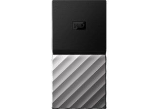 WD My Passport Externe SSD (V2) 512 GB