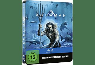 Aquaman (Exklusives Steelbook) Blu-ray