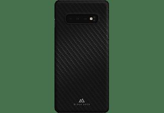 BLACK ROCK Ultra Thin Iced, Backcover, Samsung, Galaxy S10, Flex Carbon