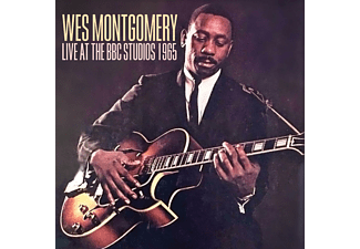 Wes Montgomery - Live At The BBC Studios 1965  - (CD)