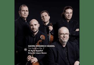 Al Ayre Español - Trio Sonatas op.2  - (CD)