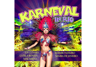 VARIOUS - Karneval in Rio - (CD)