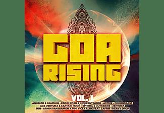 VARIOUS - Goa Rising Vol.1  - (CD)