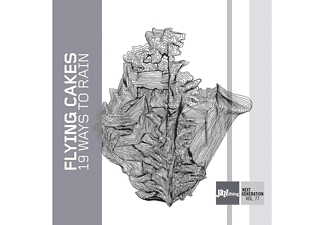 Flying Cakes - 19 Ways To Rain  - (CD)