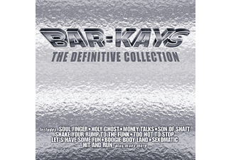 Bar-Kays - The Definitive Collection (3CD Digipak)  - (CD)