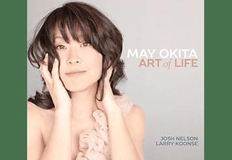 May Okita - Art Of Life  - (CD)