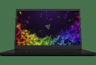 RAZER Blade 15 Advanced Model (2019), Gaming Notebook mit 15.6 Zoll Display, Core™ i7 Prozessor, 16 GB RAM, 512 GB SSD, GeForce® RTX™ 2070, Schwarz