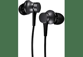 Auriculares in-ear - Xiaomi 362887, Microfono, Negro