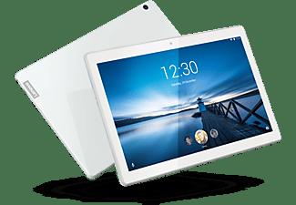LENOVO Tab M10, Tablet, 16 GB, 10,1 Zoll, Polar White