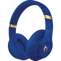BEATS Studio3 Wireless Kopfhörer – NBA Collection – Warriors , Over-ear Kopfhörer Bluetooth Royal