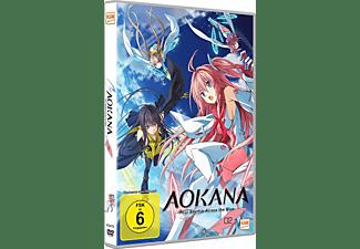 Aokana - Four Rhythm Across the Blue - Volume 2: Episode 07-12 DVD