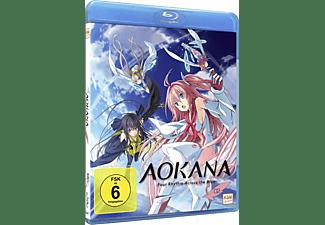 Aokana - Four Rhythm Across the Blue - Volume 2: Episode 07-12 Blu-ray