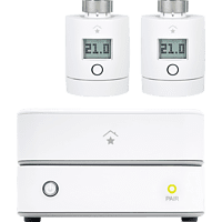 INNOGY 10286733 innogy SmartHome Paket Heizung Heizkörperthermostat