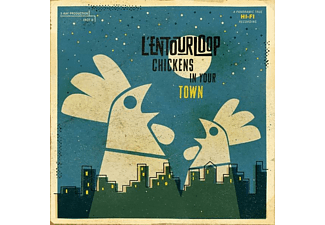 L'entourloop - Chickens In Your Town  - (CD)
