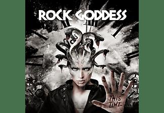 Rock Goddess - This Time  - (CD)